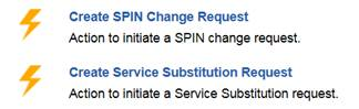 E-rate SPIN Change and Service Substitution Requests in EPC